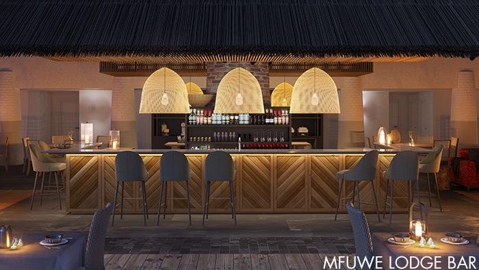 Mfuwe Lodge Bar