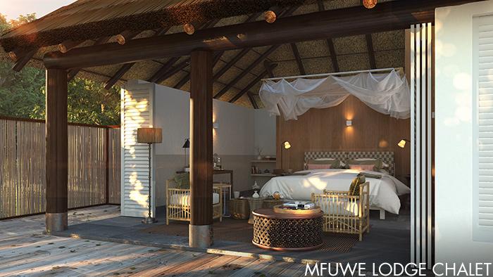 Mfuwe Lodge Chalet